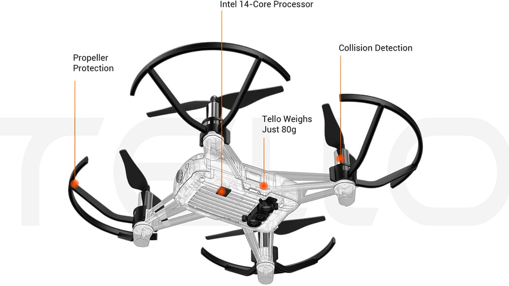 dji ryze tello 2 rumors specs and camera