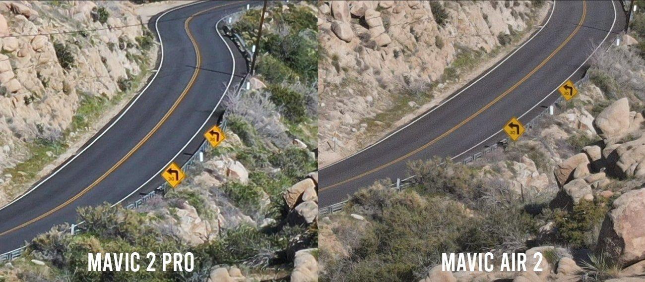 mavic 2 pro vs mavic 2 air photo comparison
