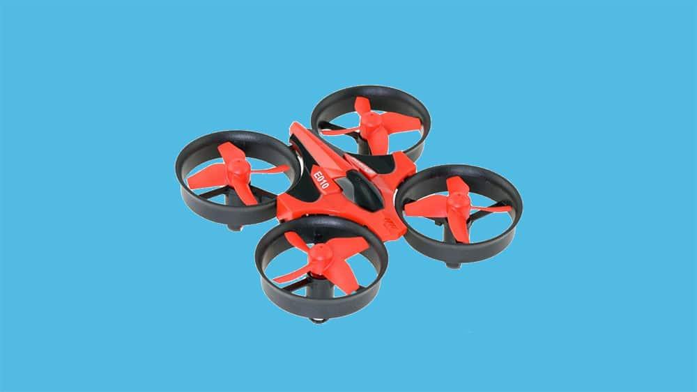 E010 drone review