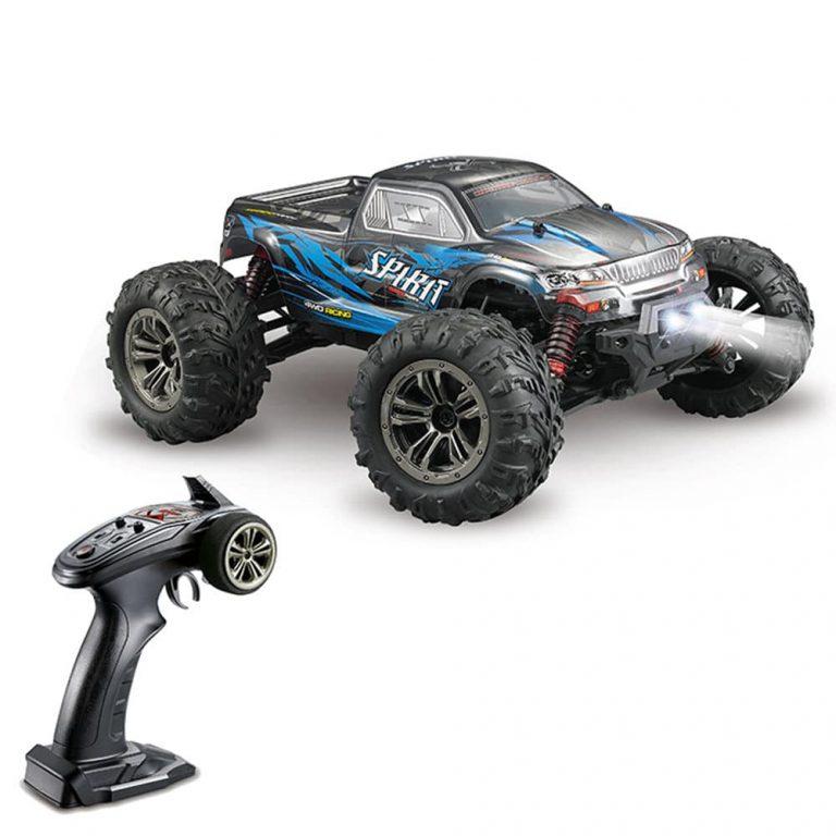 Xinlehong Toys Q901 Brushless RC Car RTR Blue 845854