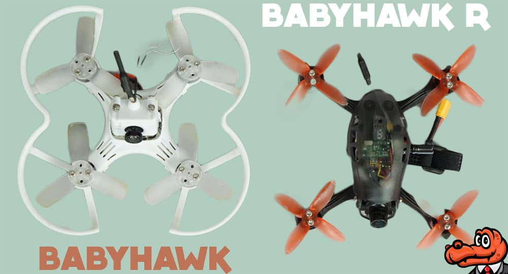 babyhawk vs babyhawk r which is better