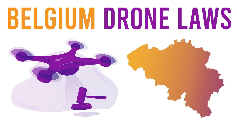 belgium-drone-laws
