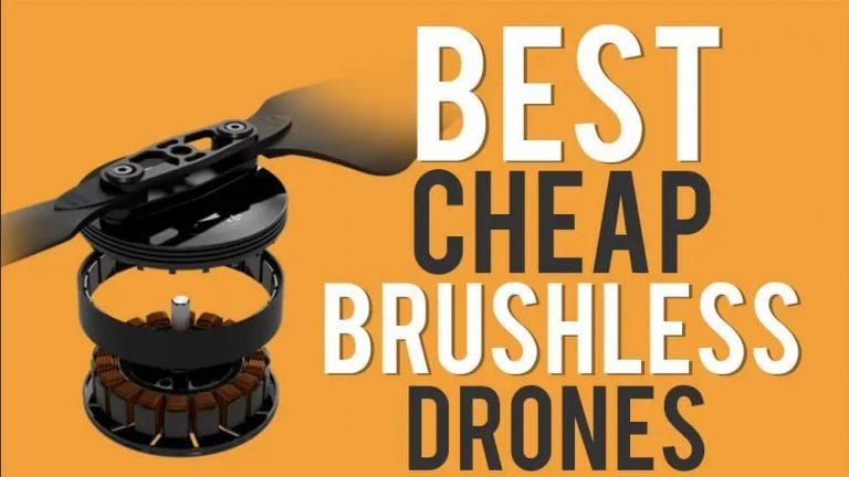 best brushless drones