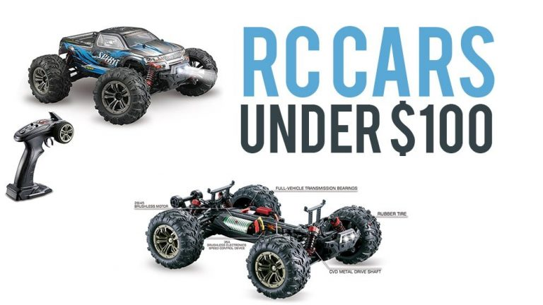 best rc cars under 100