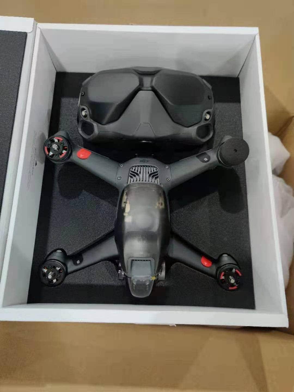 dji fpv drone in its box leaked 1