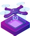drone gimbal small icon