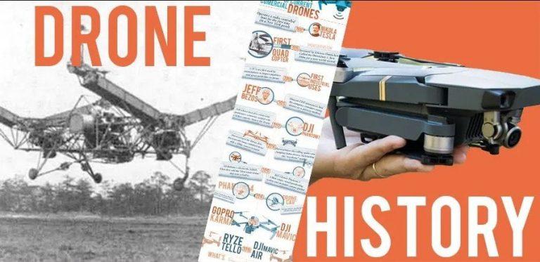 drone history