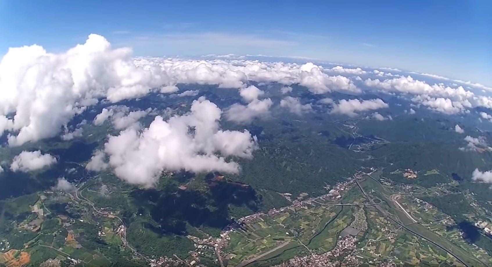 hubsan high altitude drone