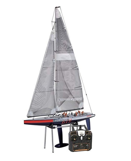 kyosho fortune sailboat