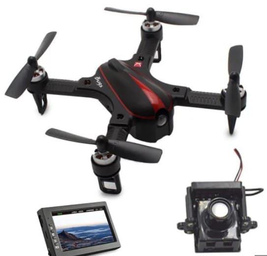 mjx bugs 3 mini with camera and monitor
