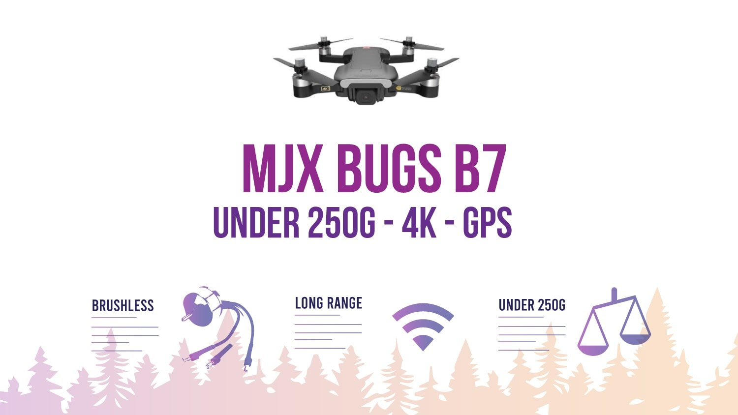 mjx bugs b7 drone review