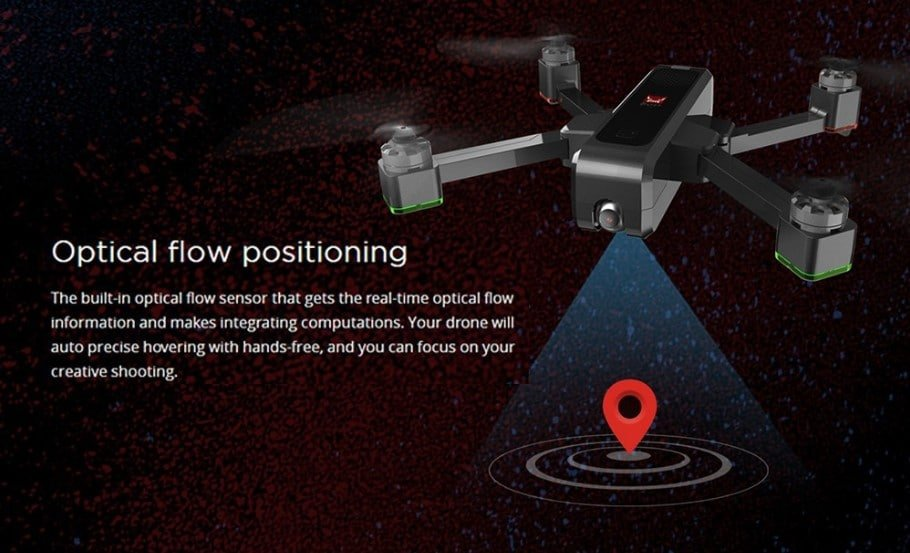optical flow positionaing