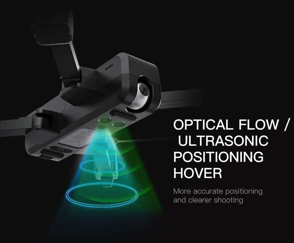 optical flow sensors underneath