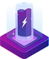 small battery life icon
