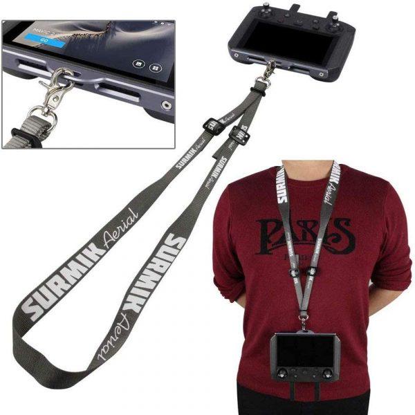 smart controller neck strap
