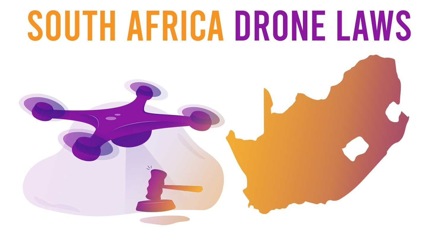 south africa drone laws updated