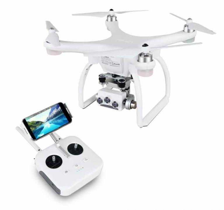 upair 2 ultrasonic 3d drone