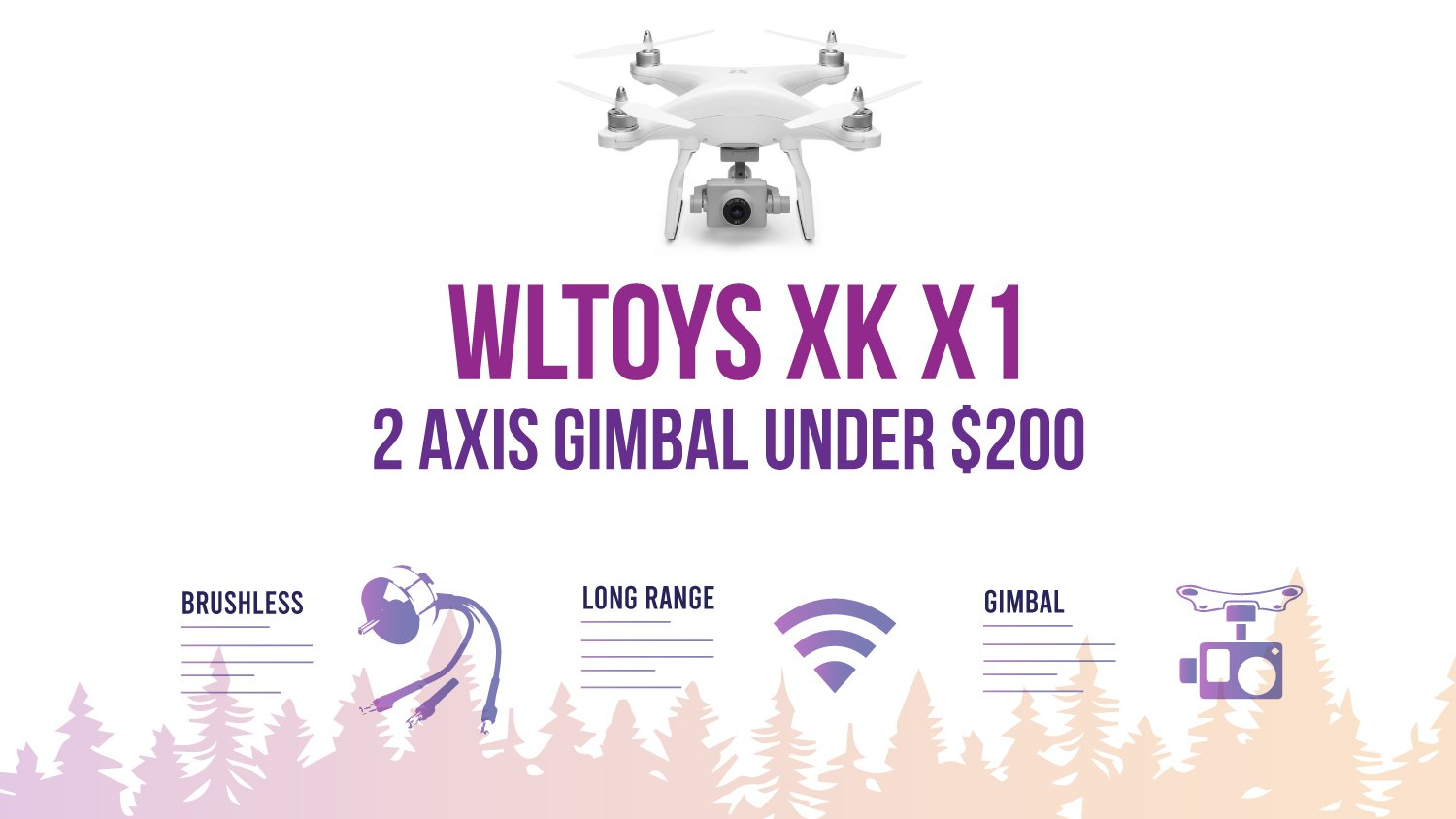 wltoys xk x1 drone review 2 axis gimbal
