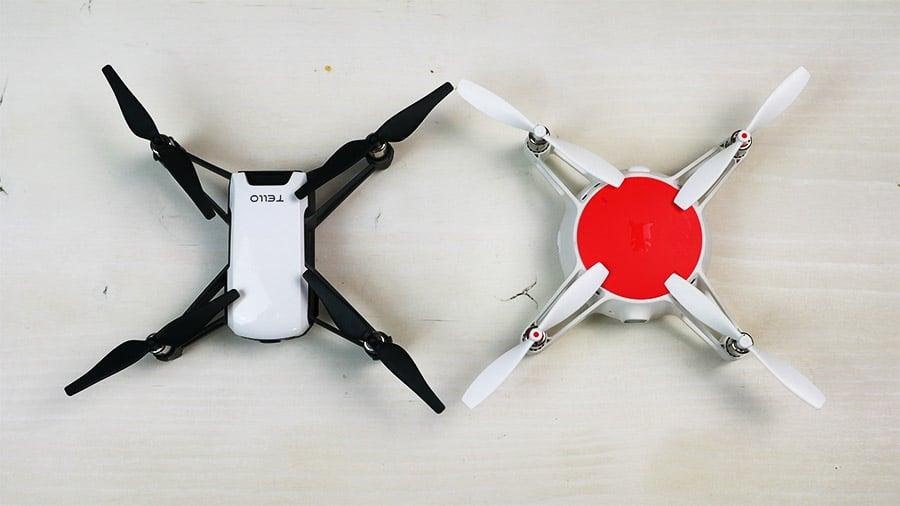 xiaomi mitu drone vs dji tello