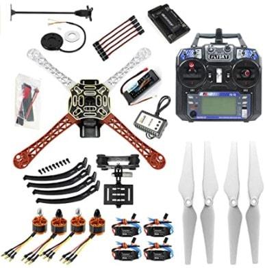 450 mm quadcopter cheap kit