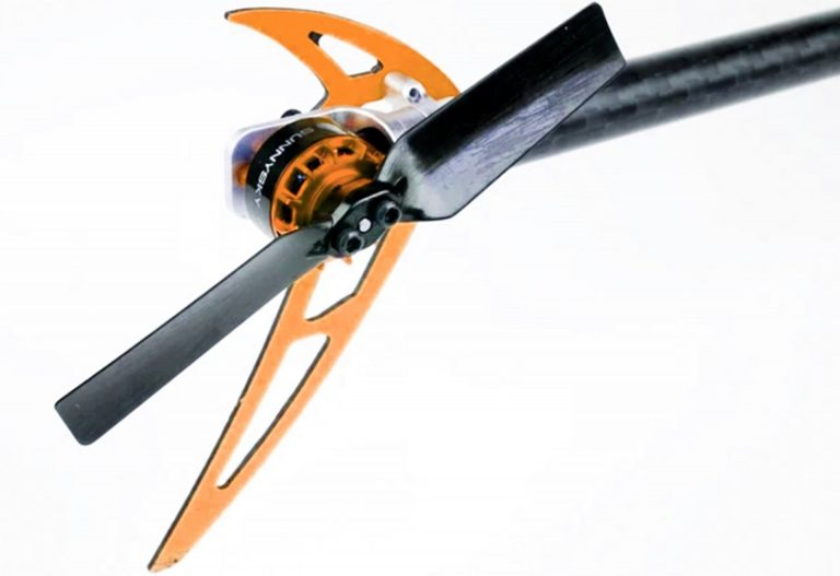 RC helicopter drone blade