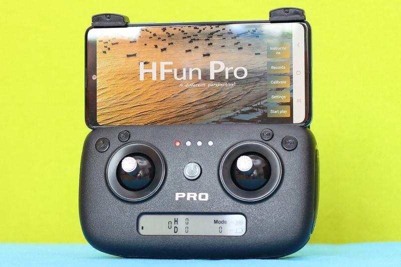 SG906 Pro 2 HFun Pro app