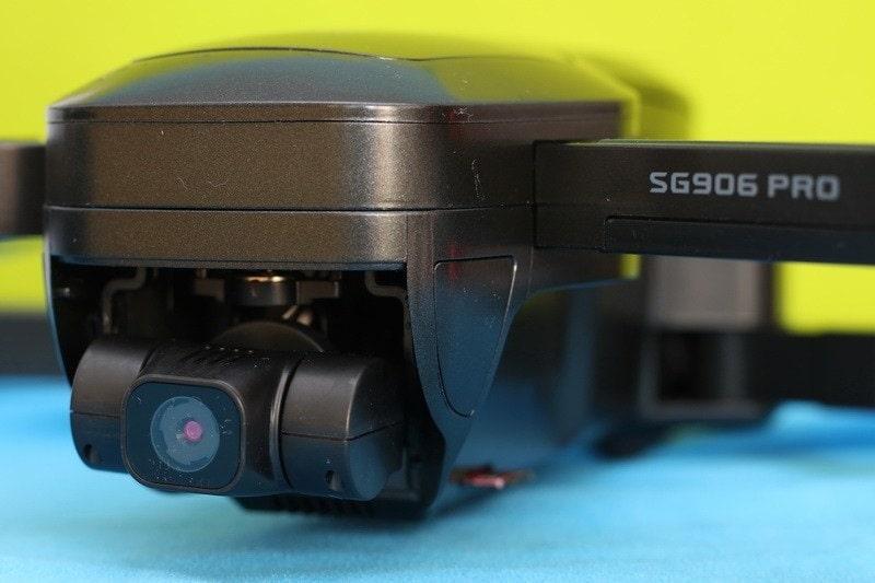 SG906 Pro 2 camera