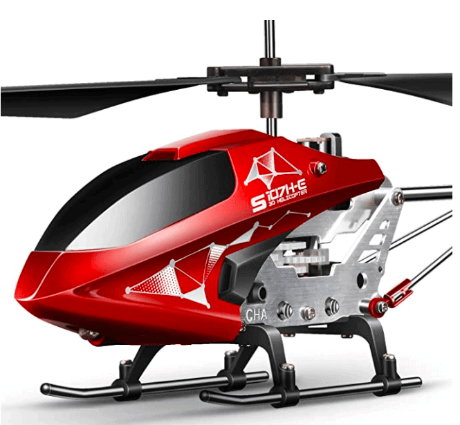 S107H-E Aircraft Kids RC Helicopter Drone