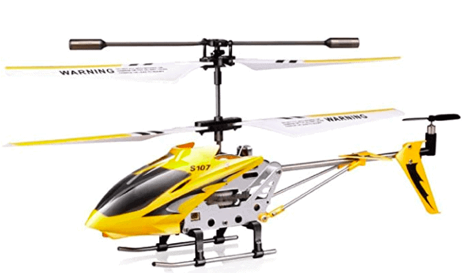 Syma S107 RC Helicopter Drone