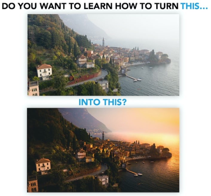 aerial photo course