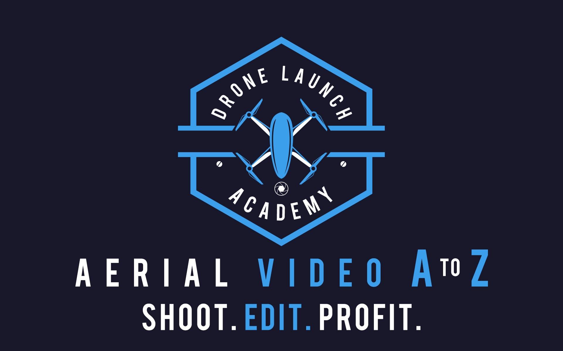 aerial video a to z logo