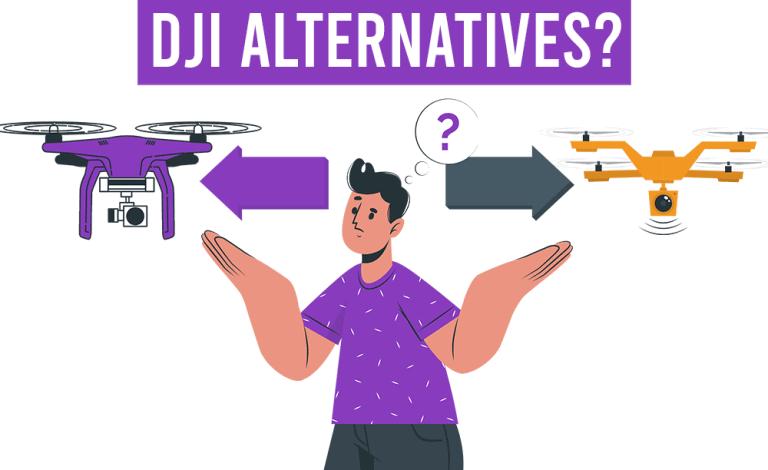 best-dji-alternatives
