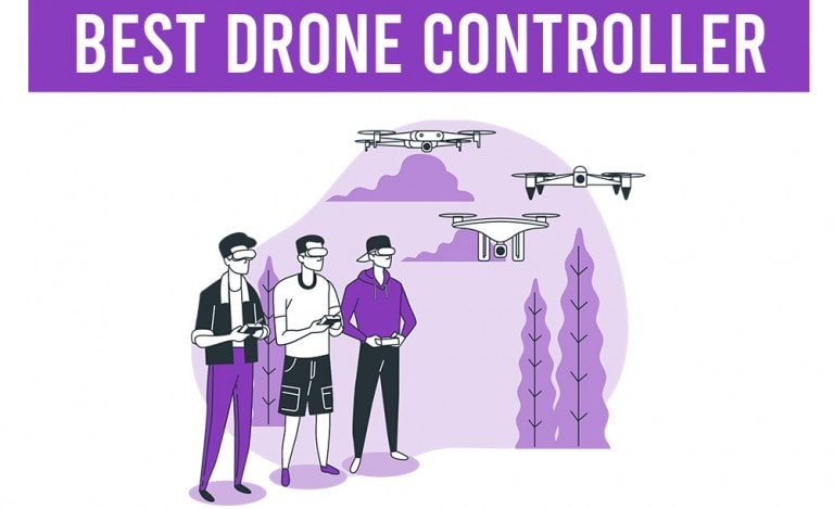 best-drone-controller