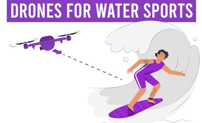 best-drones-for-water-sports-kayaking-surfing-boat