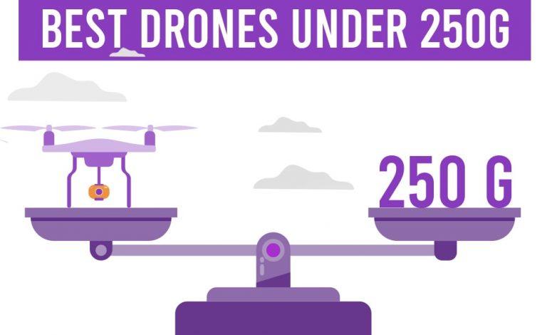 best-drones-under-250g