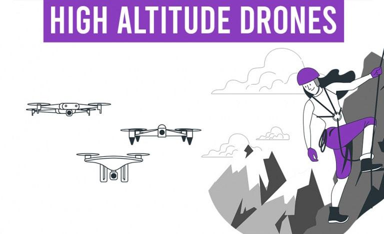 best-high-altitude-drones