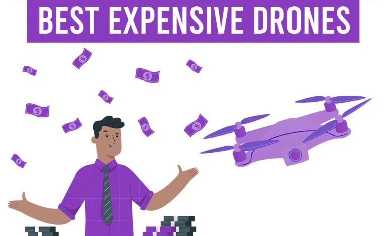 best-most-expensive-drones-on-the-market