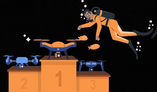 best-underwater-drones-ranked