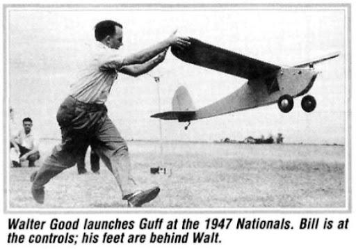 big Guff first rc plane