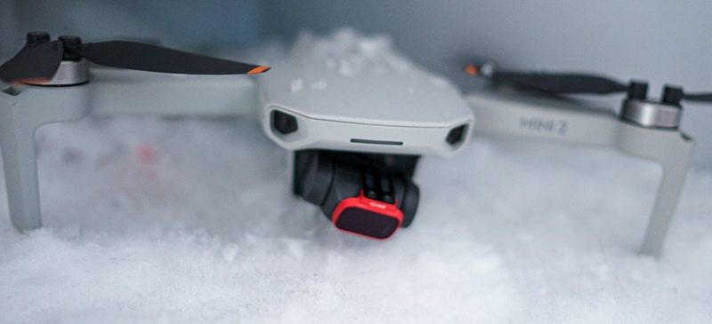 can-you-fly-a-dji-mini-2-in-cold-weather-and-snow