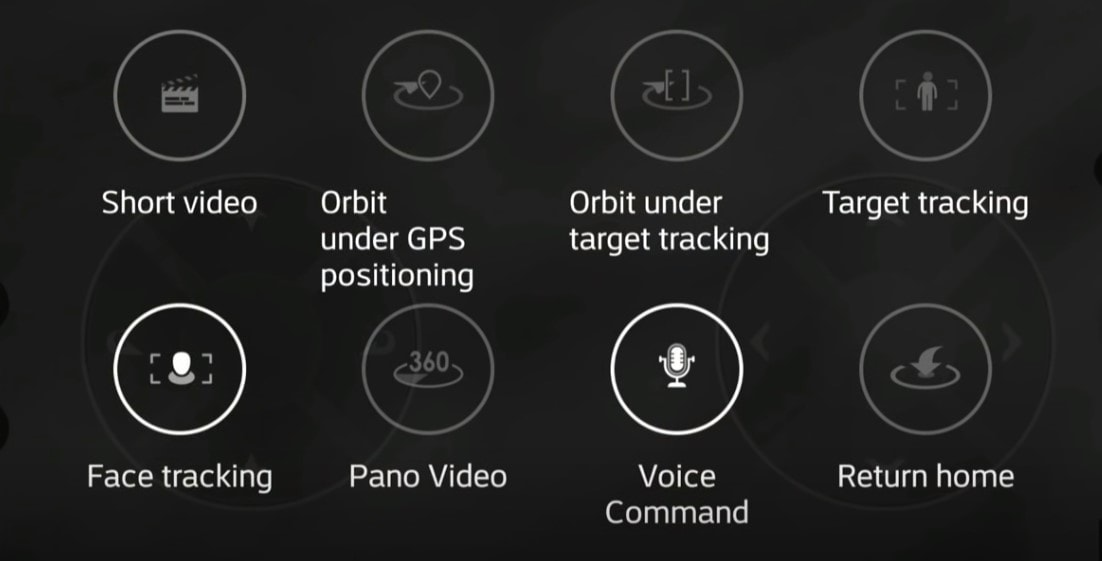dobby drone flight modes
