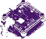 esc and flight controller stack for building your drone graphic