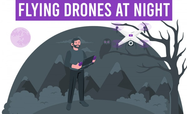 flying-drones-at-night