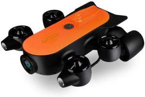geneinno titan underwater drone