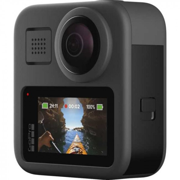 gopro max 360 is good for drones