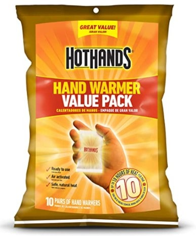 hot hand warmers for drones