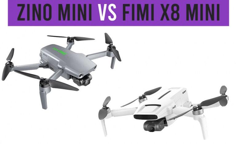 hubsan-zino-mini-pro-vs-fimi-x8-mini