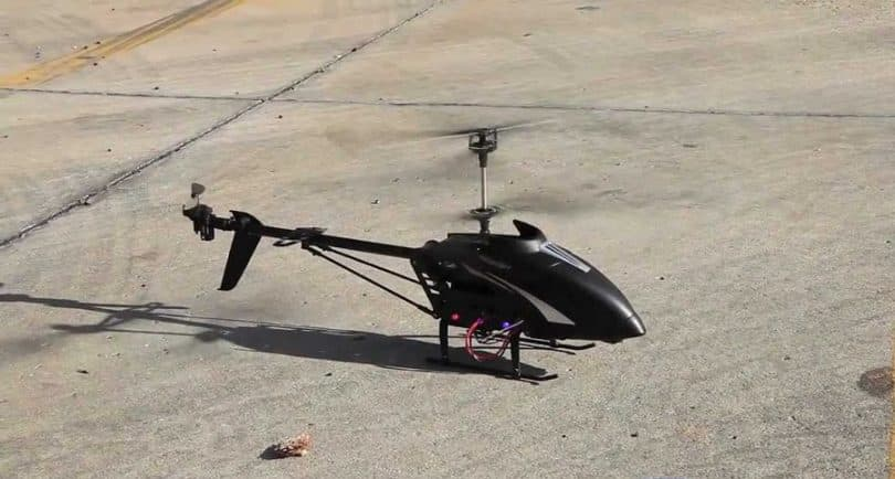iHelicopter drone