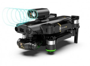 kaione obstacle avoidance drone under $200