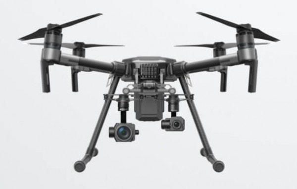 matrice 200 foldable industrial drone